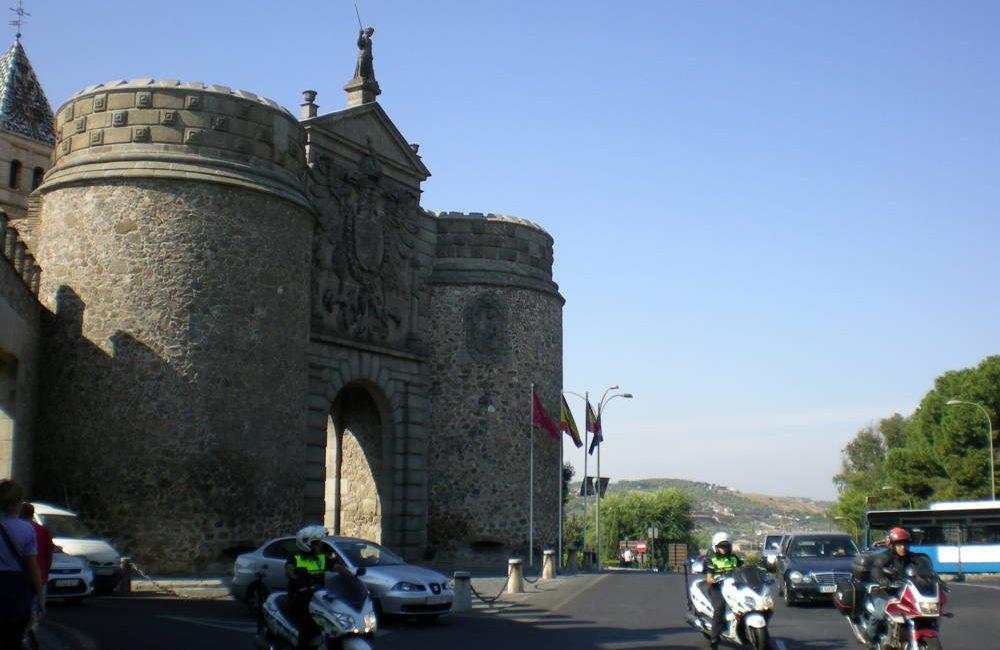 puerta alcantara Toledo
