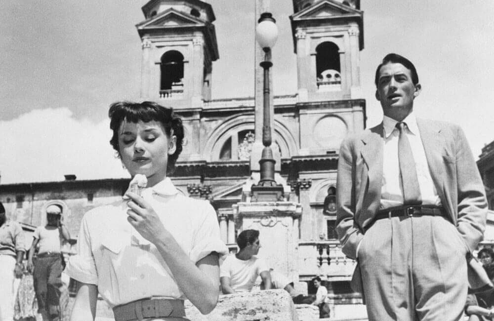 vacanze romane piazza di Spagna