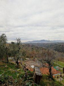 panorama Rocca Palaia, Valdera
