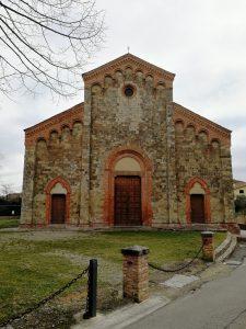 Pieve di S.Martino, Palaia, Valdera
