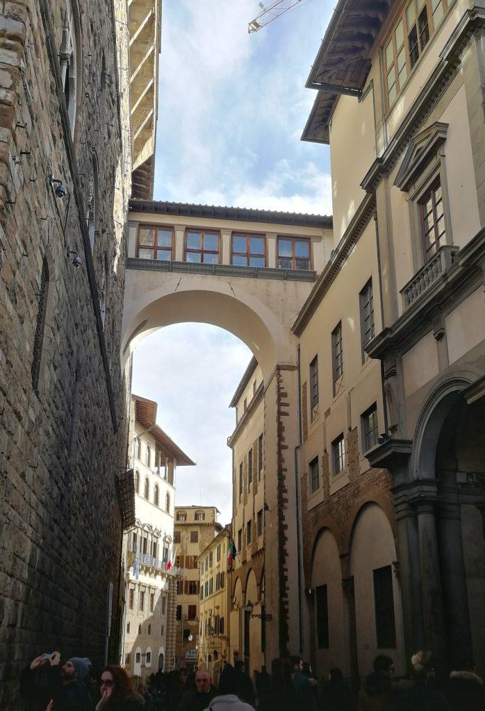 Corridoio Vasariano Uffizi