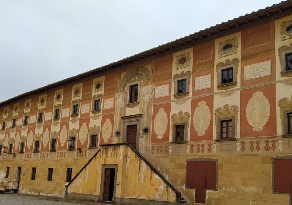 San Miniato palazzo arcivescovile